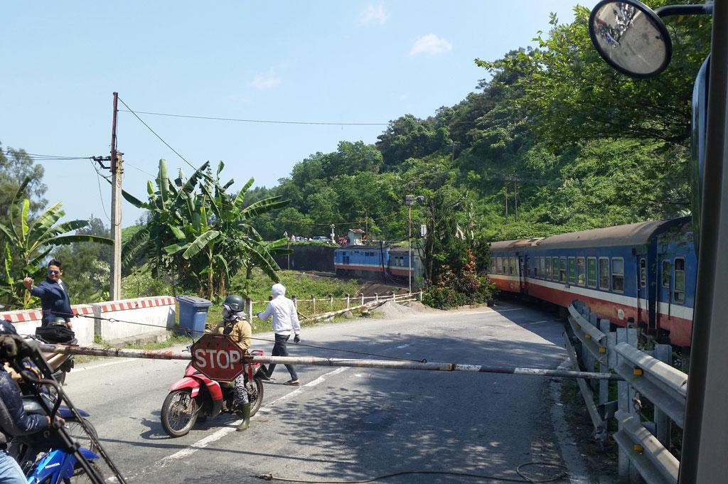 Zugreise Vietnam
