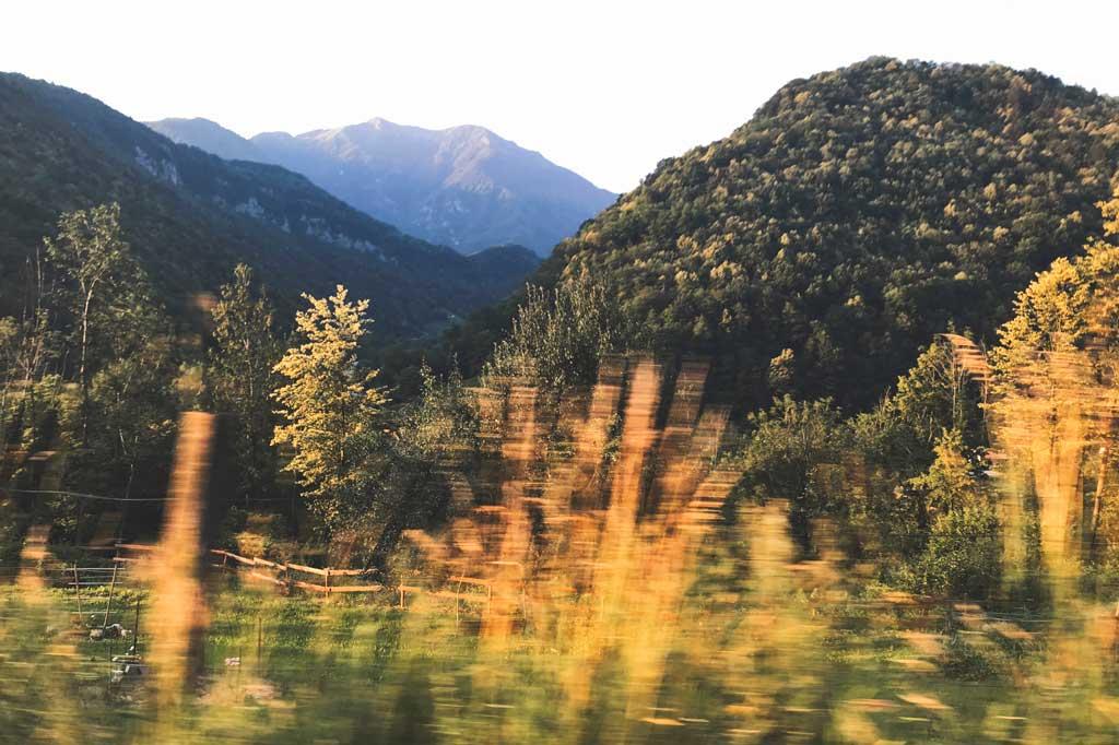 Unterwegs in den Julischen Alpen