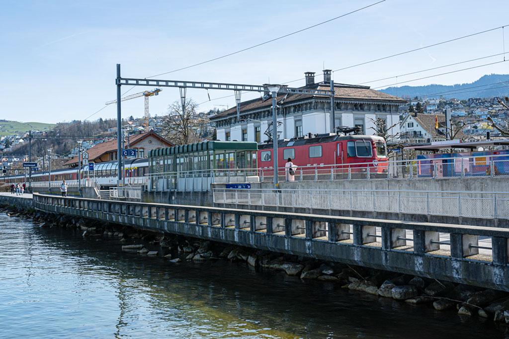 Bahnhof Richterswil