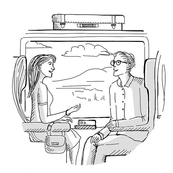 Reisende & Begegnungen