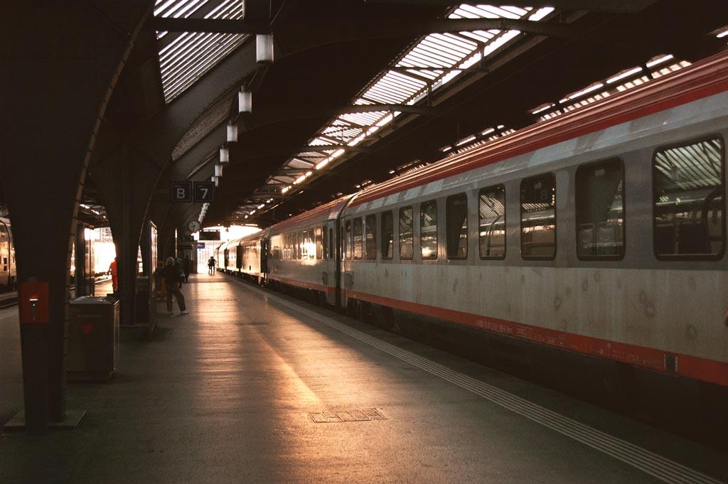 Mit dem Nachtzug auf den Balkan