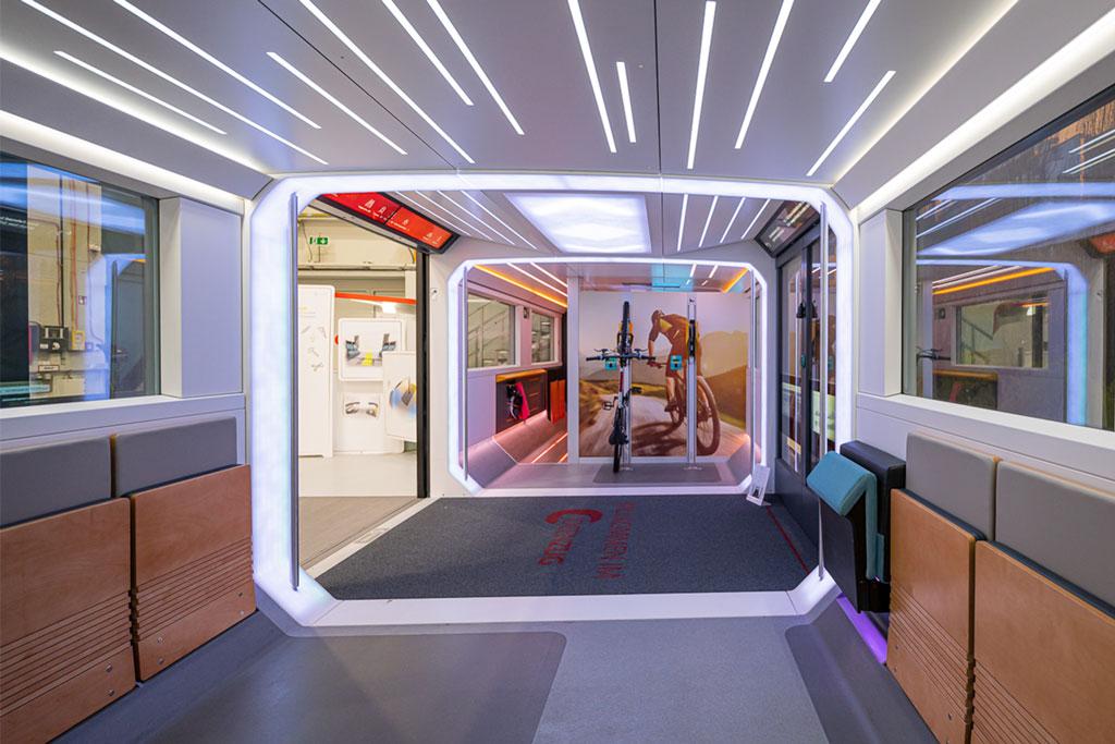 Der Passagier - DB Ideenzug