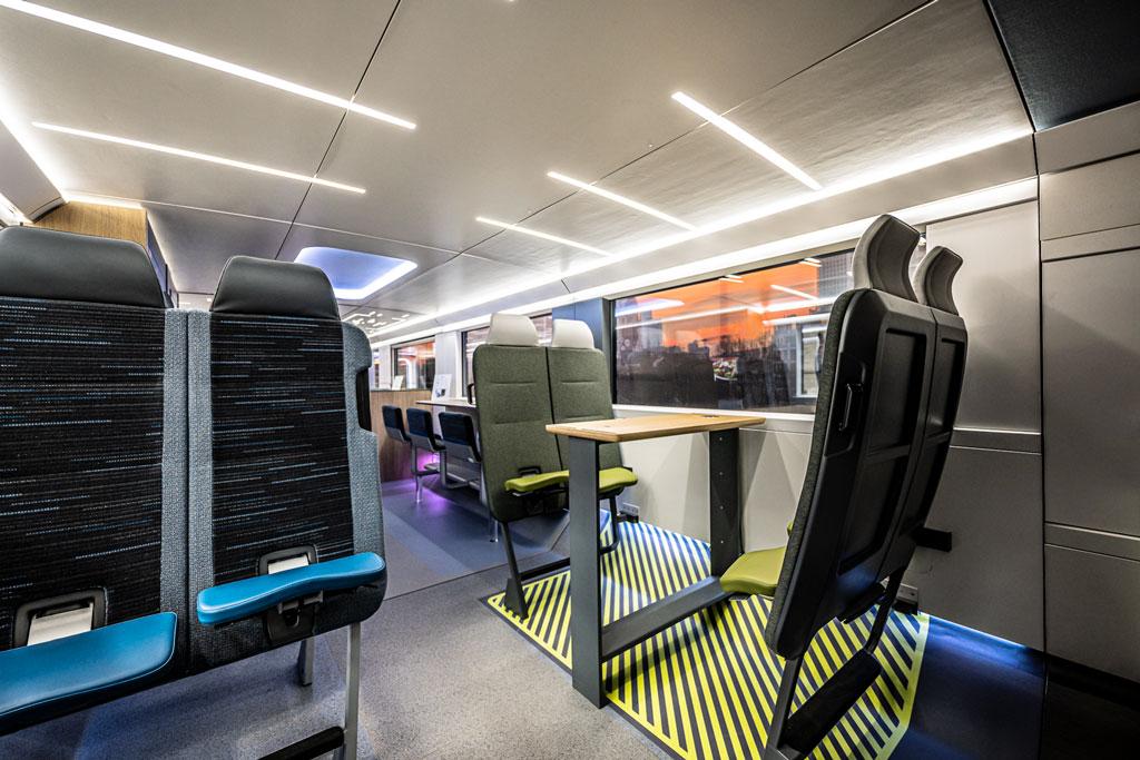 Der Passagier - Zug der Ideen