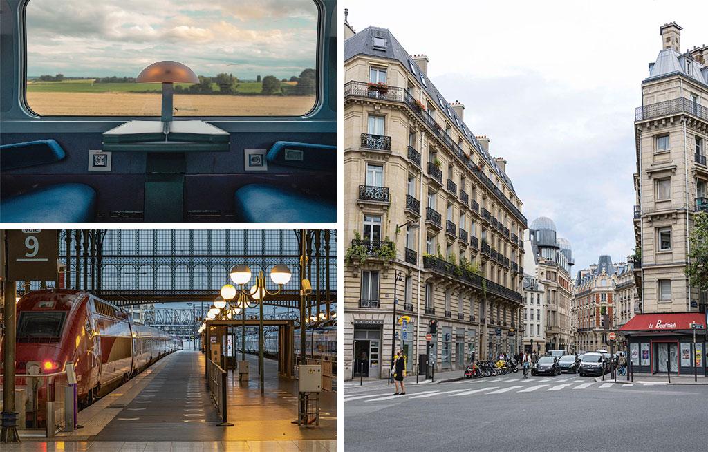 Der Passagier - Nächster Halt Paris