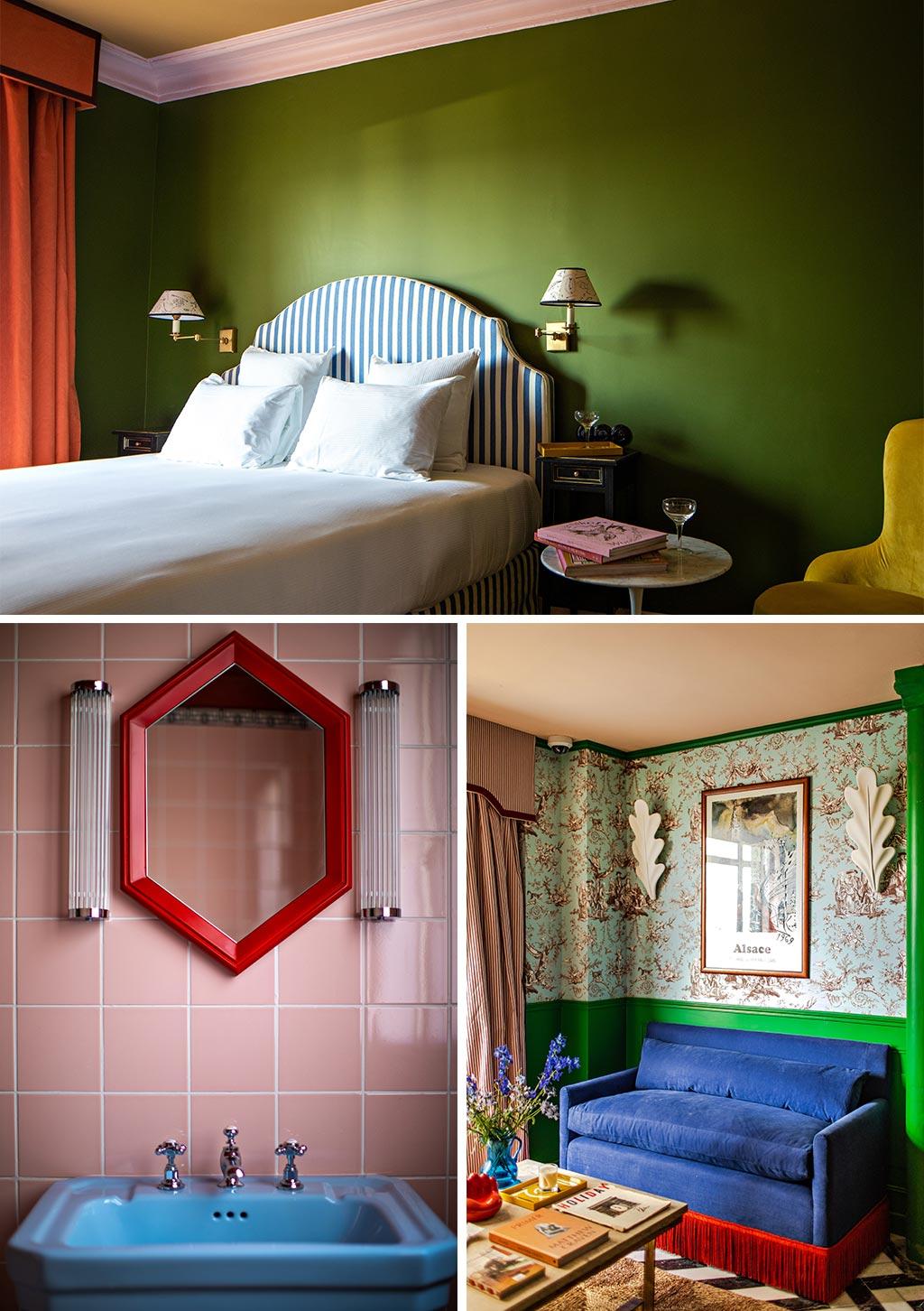 Der Passagier - hotel les deux gares - Paris